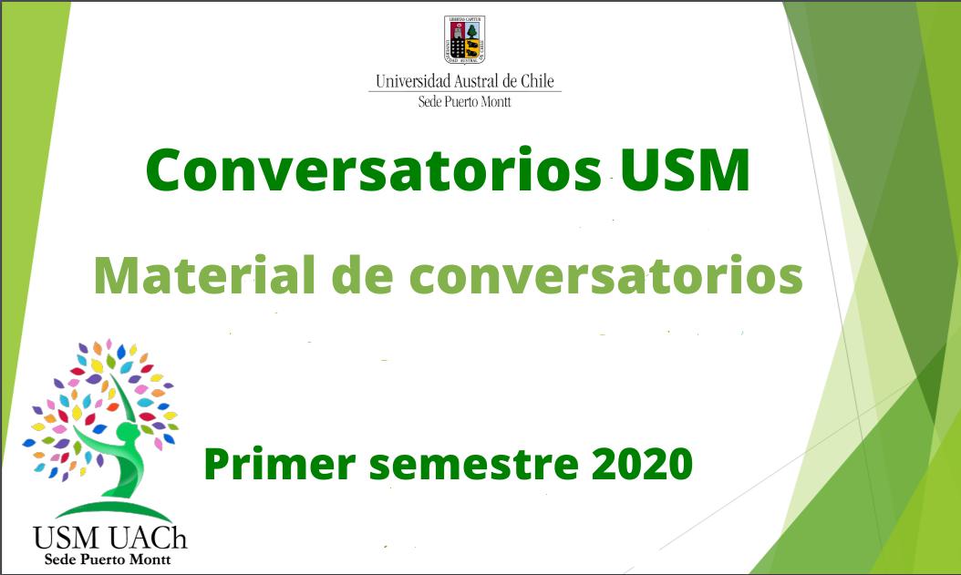 Conversatorios USM